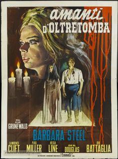 Amanti d'Oltretomba (1965) a film by Mario Caiano