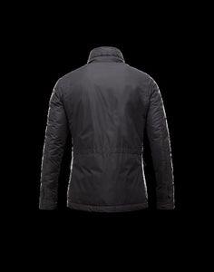 3f93a9e4de8bb9 deutschland Moncler Herren Hector Anorak Schwarz Polyester Polyamid 16-17  Winter Coats Women