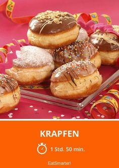 Krapfen - smarter - Zeit: 1 Std. 50 Min.   eatsmarter.de