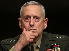 Legendary Marine General James Mattis may be tapped to be Trump's defense secretary