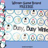 Winter Game Board