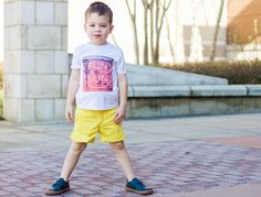 Put a Spring in your Step with Livie & Luca's S/S Collection 2016 » Daily…