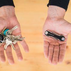 Such a great idea! I am a fan of making things neat and tidy! Fancy - KeySmart