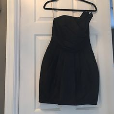 Romeo & Juliet Couture little black dress! Romeo & Juliet Couture little black dress! Romeo & Juliet Couture Dresses Strapless