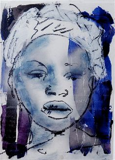 Portrait - Luciano Castelli - 1996 Blog, Portrait, Artwork, Work Of Art, Auguste Rodin Artwork, Portrait Illustration, Artworks, Portraits, Illustrators