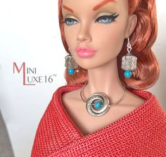 Fashion Doll Jewelry -  Tonner Tyler, FR 16 and Other 16 Inch Dolls