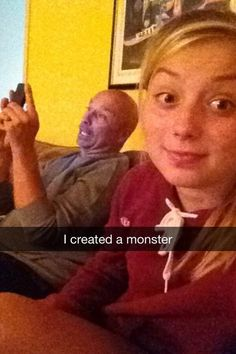 And, finally, the perfectly captioned snap-snap: | 21 Snapchats With Perfect Captions