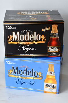 Modelo Beer 12 packs