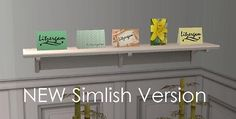 Mod The Sims - Eight Generic Thank You Notes for MogHughson's Postal System (Now English and Simlish!)