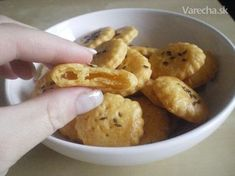Food Pictures, Crackers, Almond, Appetizers, Potatoes, Cooking Recipes, Sweets, Snacks, Cookies