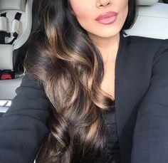Leyla Milani | Love her hair.