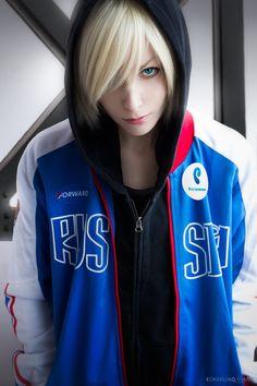 yuri on ice yuri cosplay