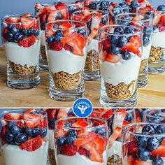 Kick-off  Memorial Day with these #protein cheesecake shots! If you're headed to a cookout or event and wondering what to bring - try these. I made these last year and people loved them. Plus, they're quick, simple and delicious! Thank you to the men and women of the armed forces who pay the ultimate sacrifice to keep us safe and enjoying our civil liberties.  Now, tag someone who needs this quick
