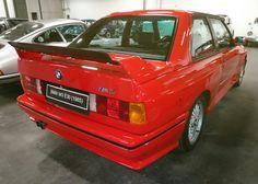 BMW M3 E30 EVO, Auto-retro 2016,  X. Colomer.