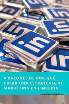 LinkedIn es una red social enfocada al ámbito profesional, de eso no cabe duda. Pero su uso dentro de la estrategia de marketing de tu emprendimiento es imprescindible por una serie de aspectos. Por ejemplo que en LinkedIn interaccionan personas conocedoras del mundo digital y con un capital cultural importante, por ser una red profesional. En el siguiente post te enseño cómo puedes utilizar LinkedIn para capitalizar más. #LinkedIn #marketing #estrategia #emprendimiento #negocios #leads Candy, Socialism, Marketing Strategies, Create, People, Sweets, Candy Bars, Chocolates
