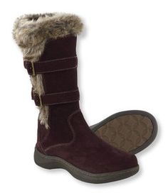 Women's Nordic Casual Boots, Zip: Casual Boots | Free Shipping at L.L.Bean