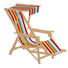 Beach chair plan with PDF download