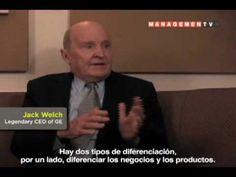 ▶ Jack Welch - los 4 pilares para el éxito - YouTube