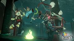 Reuniting The World Is Harder Than You Think In 'Shiness: The Lightning Kingdom'