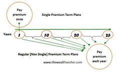 A Brief Guide to Single Premium Term Insurance Policy - http://taxguru.in/finance/brief-guide-single-premium-term-insurance-policy.html