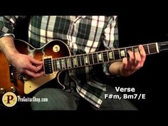 Thin Lizzy -The Boys Are Back In Town Guitar Lesson - YouTube
