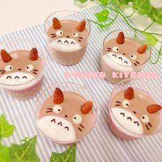 Too Cute to Eat: 10 Totoro Dishes   tsunagu Japan #TsunaguJapan