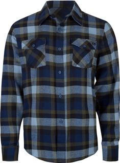 ELIXIR Neo Buffalo Mens Flannel Shirt 201800200 | Flannel Shirts | Tillys.com