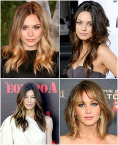 4 New Hair Colors For Spring | Hairstyles |Hair Ideas |Updos