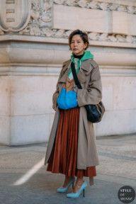 STYLE DU MONDE / Paris FW 2018 Street Style: NaYoung Keem  #Fashion, #FashionBlog, #FashionBlogger, #Ootd, #OutfitOfTheDay, #StreetStyle, #Style