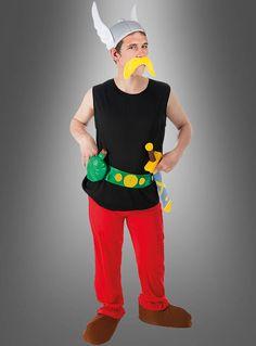 Asterix Kostüm Original bei » Kostümpalast.de