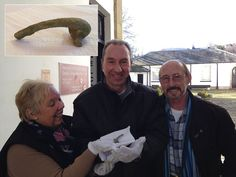 Priceless Roman brooch found by metal detectorist donated to Pontypool museum