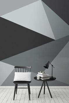 monochrome wall