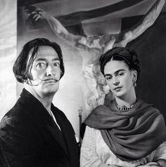 Dali and Frida.