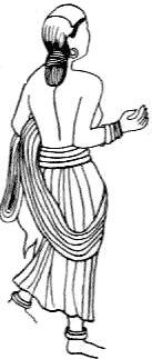 Image result for uttariya dress