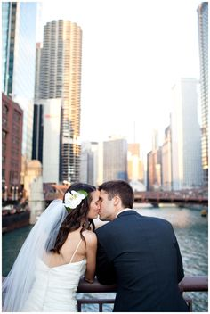 Chicago Wedding Photography, Fulton's On The River