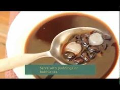 How to make tapioca pearl from scratch
