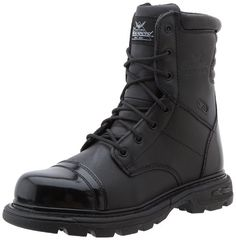 """Thorogood Men's 8"""" Side Zip Jump Boot Gen-flex *** You can get additional details at the image link."""