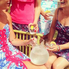 Lilly Pulitzer Summer Looks