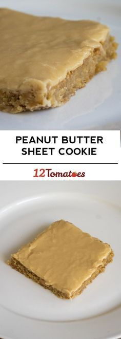Peanut Butter Lunch Lady Cookie Bars