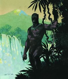 Black Panther - Esad Ribic