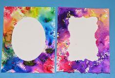 Masking Paper & Color Burst