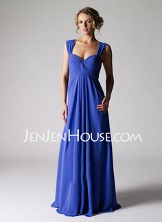 Prom Dresses - $128.99 - A-Line/Princess Sweetheart Floor-Length Chiffon  Charmeuse Prom Dresses With Ruffle (018004998) http://jenjenhouse.com/A-line-Princess-Sweetheart-Floor-length-Chiffon--Charmeuse-Prom-Dresses-With-Ruffle-018004998-g4998