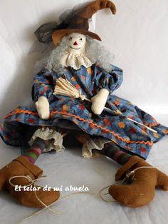 Muñeca brujita