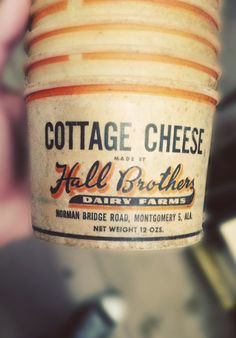 Hall Brothers Dairy Farm #packaging / #Type Hunting