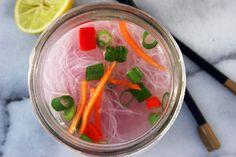 Ramen, Mason jars and Masons on Pinterest