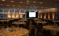 Gala dinner in Epic hall. For more info on booking: http://salonrentals.torontopubliclibrary.ca