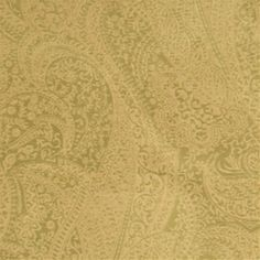 Upholstery Fabrics - Paisley - Kiwi Paisley Fabric by Trend
