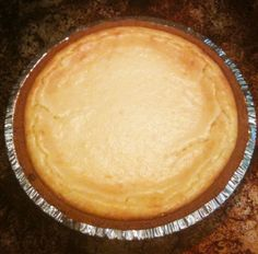 In a pinch on Thanksgiving Day? The world's easiest cheesecake pie recipe, in the world. Pecan Pie Cheesecake, Easy Cheesecake Recipes, Pie Recipes, Dessert Recipes, Cheesecake Recipe Using Premade Crust, Premade Pie Crust, Pie Dessert, Delicious Desserts, Sweet Tooth