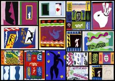 Henri Matisse Collection I (Jazz Book Series)
