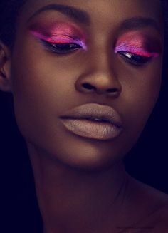 With a little practice and a whole lotta eyeliner, these daring electric hues are surprisingly easy to pull off